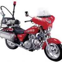 两轮消防摩托车