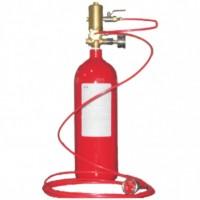 探火管自启动灭火装置