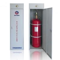 单柜七氟丙烷气体灭火装置